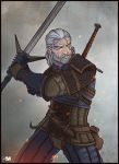 The Witcher 3 Wild Hunt - Geralt of Rivia by BrokenNoah