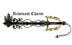Revenant Charm by OnyxChaos