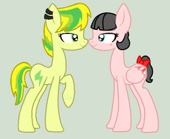 Lazer Lemon Breedable by fluttershy1018