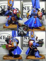 Space Marine Force Commander by JaWzY83