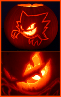 Haunter-o'-lantern by morgan-lamia