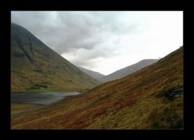 Scotland - D by devildevine
