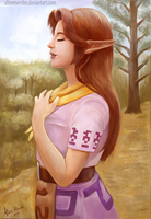 Epona's song by AlineMendes