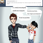 DP SM ask 11~Sam meet MJ? by MidnightsBloom