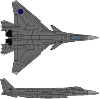 EF-2020 Eurofighter Mistral by IgorKutuzov