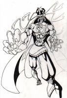 Mumm-Ra Sketch by HoT-RoD-Monster