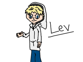 Lev from Unwind by Ruby-Orca-616
