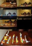 My collection of miniatures Pokemon(updated). by augustelos