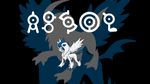 Mega Absol Background by JCast639