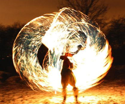 Giant Fire Chimaira by MD-Arts