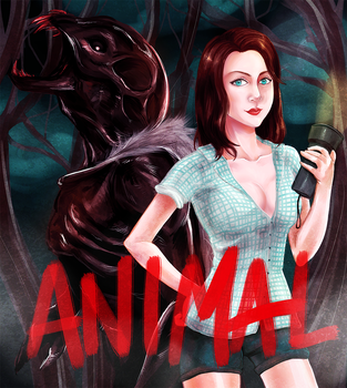 Animal by donttouchmommy