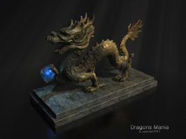 Dragons mania by lasaucisse