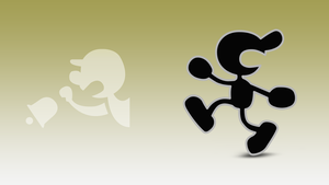 Mr. Game and Watch [Smash 3] by Tailsmiles249