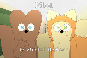 The Furs: Finalized Pilot Title Card by TheWTFage