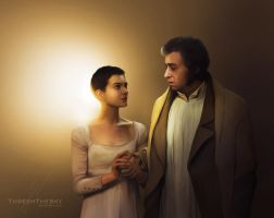 Come With Me (Valjean's Death) by ThreshTheSky