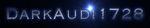 DarkAudi Button/logo by Blackwitch31