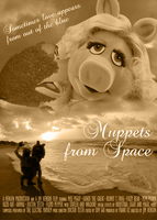 Muppets From Space by Fritters