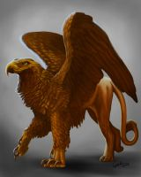Standard Gryphon by CharReed