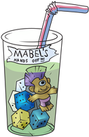 Mabel's Drink by MF99K