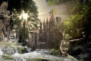 FANTASY LAND by jeanpepe