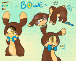 Bowe by fanface