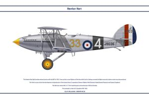 Hart GB 33 Sqn by WS-Clave