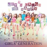 SNSD Lets Laugh Be Happy by DiYeah9Tee4