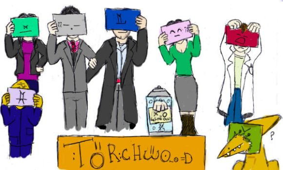 Torchwood- Express yourself by TheOncomingSulk