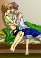Chie's Afternoon by Kharta