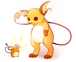 WILD DEDENNE APPEARS by possim