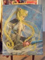 Princess Sailor Moon and lace by Lezzy-cat