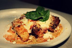 Chicken Parmesan by entropy-and-ecstasy