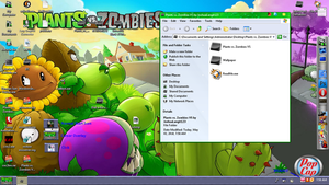 Plants vs. Zombies VS for XP by JoshuaLangit123