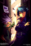 +YGO ARC-V: Flight of Crows+ by twilight-inochihime