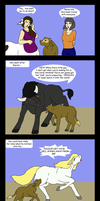Want of a Calf by Godendag