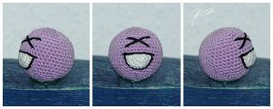 The Crocheted: :XD: by janey-in-a-bottle
