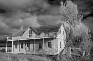Old house by ShannonCPhotography