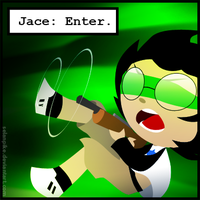 Jake: Enter by SelanPike