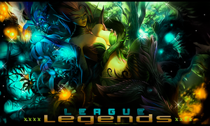 FDLS league of legends by Pajaroespin