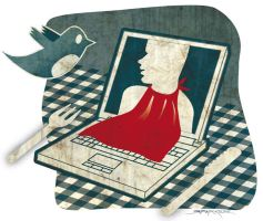 Twitter etiquette by space-for-thought