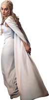 +Png Daenerys Targaryen by AHTZIRIDIRECTIONER