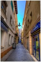 Streets Of Lloret III by KrausePSD
