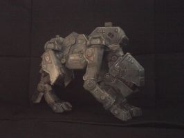 Panzerhund Final Build by Chentzilla