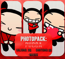 Photopack png 009. Pucca by Manuuselena
