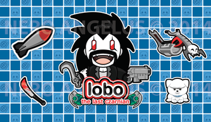 Lobo - Wallpaper by NeroAngelus