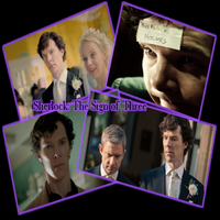 Sherlock: The Sign of Three by IAmSherlocked1991