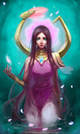 Order Of The Lotus Karma by SongJiKyo