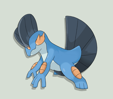 Swampert by Hydro-King