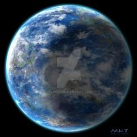 Earthly Planet's by Turedi