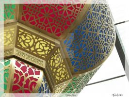 Mosque Lamp by zephyrofgod